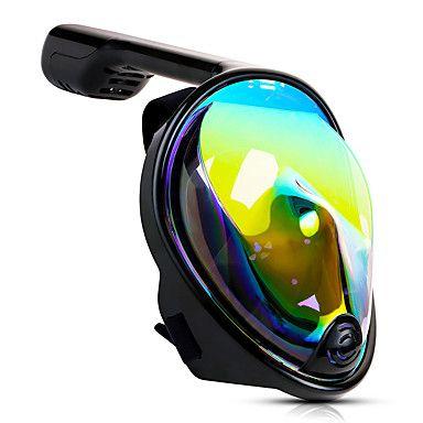 e75e978d1cc 37.99  Diving Mask Snorkel Mask Full Face Mask Underwater UV-400 ...