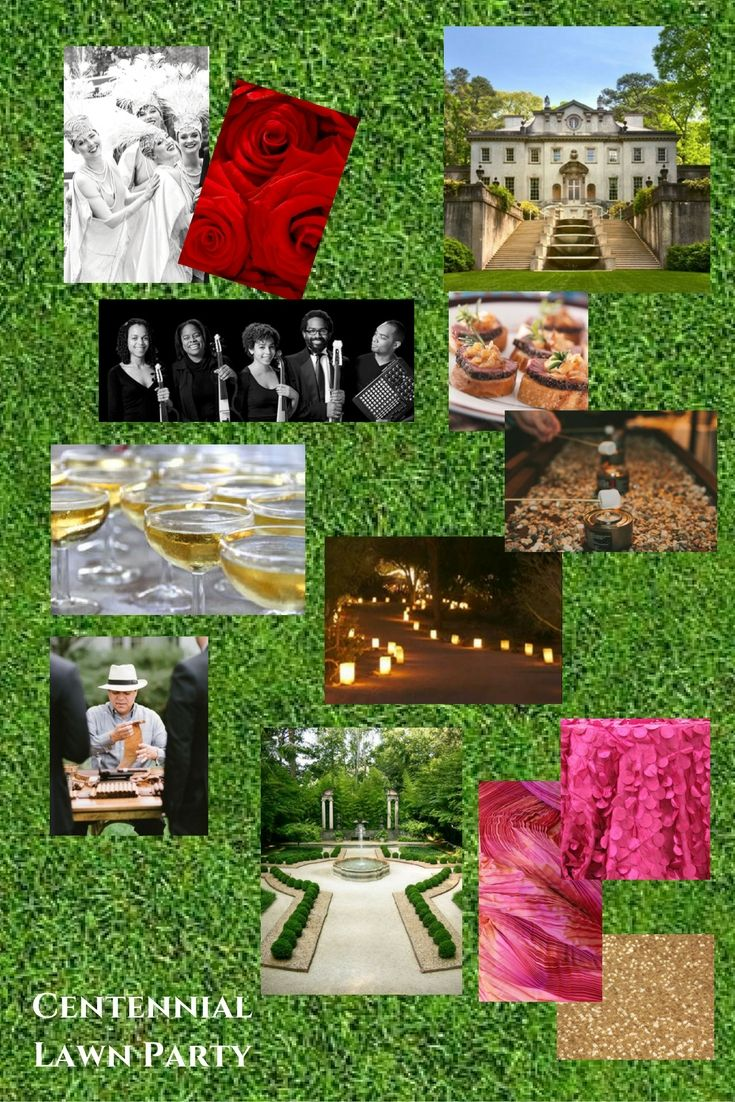 56 best JLA Centennial Gala and Lawn Party images on Pinterest