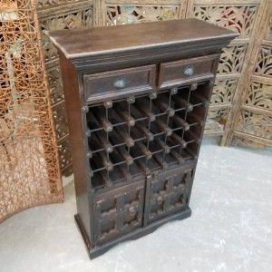Traditional Wine Rack