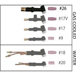 Remote Amperage Control Tig Torch #26 WP26 SR26 Hand Thumb Fingertip