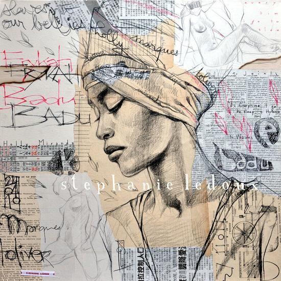 Stephanie Ledoux  Erykah Badu