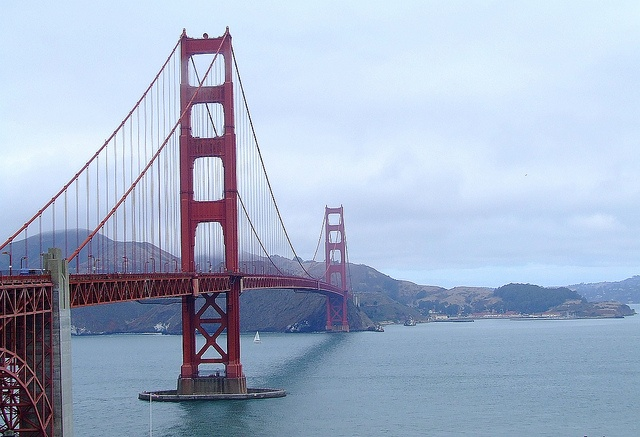 From our trip to San Francisco in 2010.