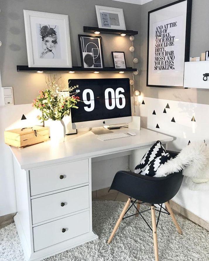 45 Desk Decor Ideas Fun Accessoris Organization Diys For Your