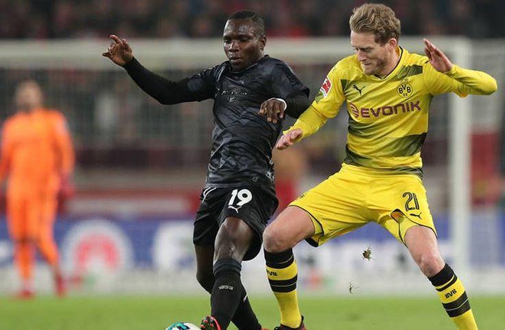 Schuerrle Optimistis Dortmund Segera Bangkit -  http://bit.ly/2zPIvMC