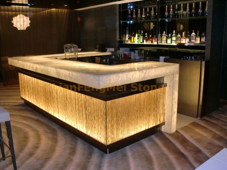 22 best bar images on pinterest restaurant design bar Bar counter design