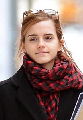 Emma Watson Without Makeup