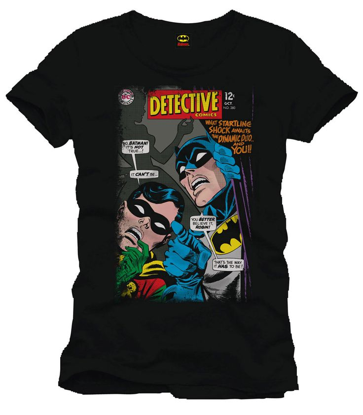 Camiseta Batman. Detective