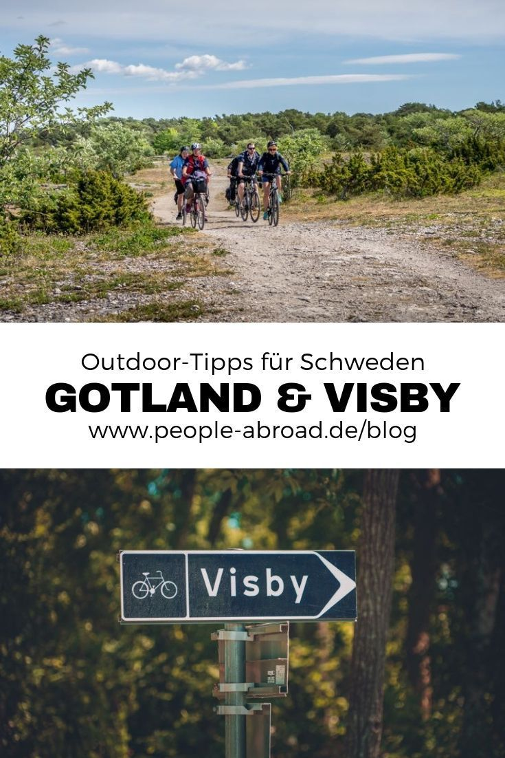 Schweden Tipps: Gotland und Visby entdecken