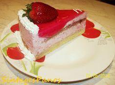 Ζαχαροπλαστική Πanos: Τούρτα φράουλα