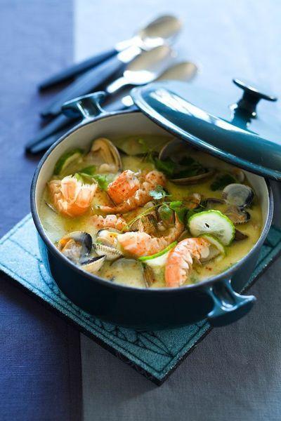 Design culinaire : raz-de-marée sur la déco de vos plats dhuîtres et fruits de mer - CôtéMaison.fr