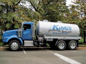 Jan 2013. Classy Trucks:  King's Pumping Service