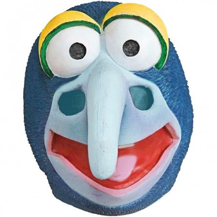 The Muppets Gonzo Adult Mask