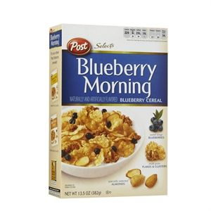 Post Blueberry Morning