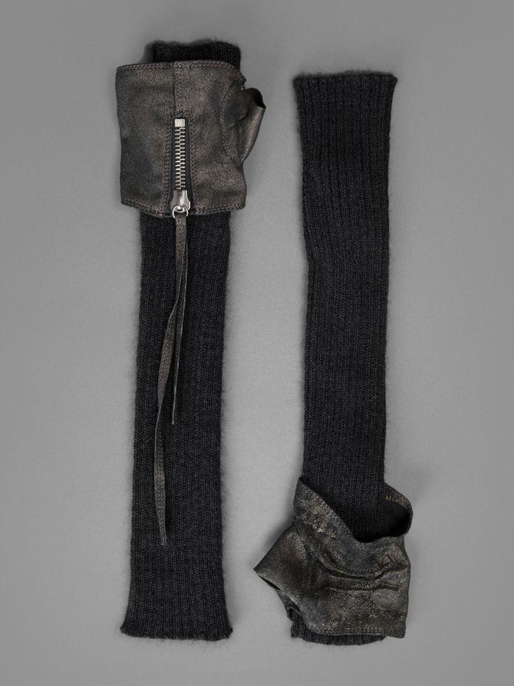 Isabel Benenato - rock an roll gloves, punk, metal, emo, music, apparel, clothing, men's, women's