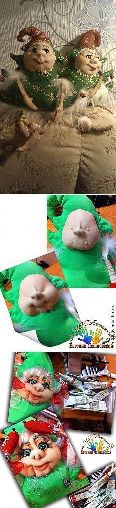 Текстильная кукла, обереги