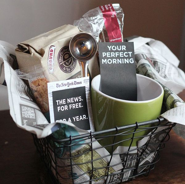 Real estate closing gift baskets lamoureph blog for Great gift ideas for clients