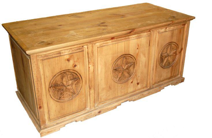Executive Desk WStar Rustic Furniture Great Western