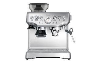 sage by heston blumenthal barista coffee machine