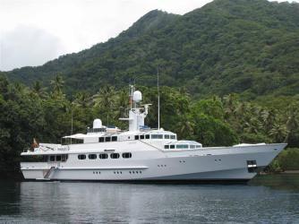 155 Feadship Yacht Lionwind