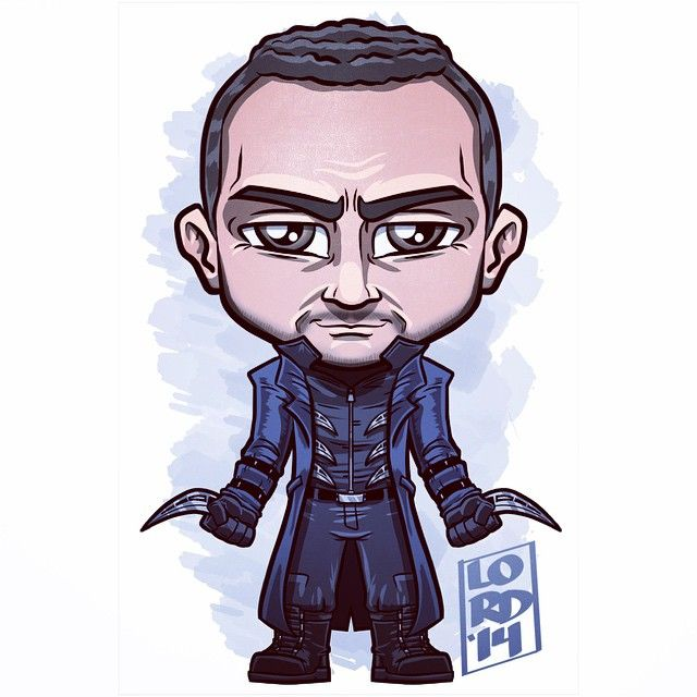 Lord Mesa - Captain Boomerang