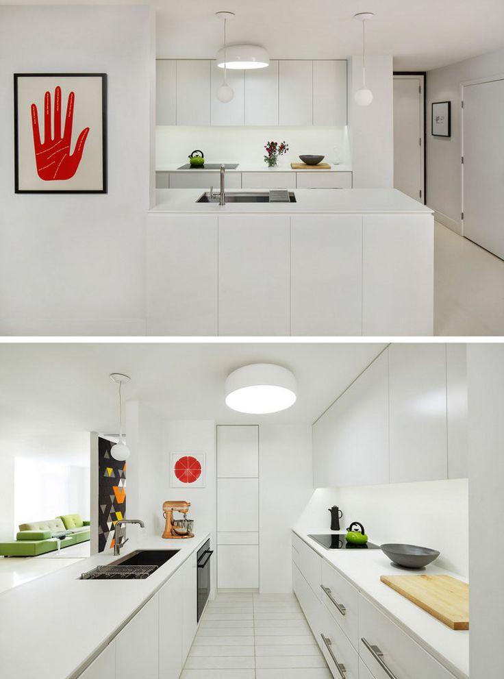 Minimalist Laundry Room Design Kitchen Design Ideas White Modern And Minimalist Cabinets The