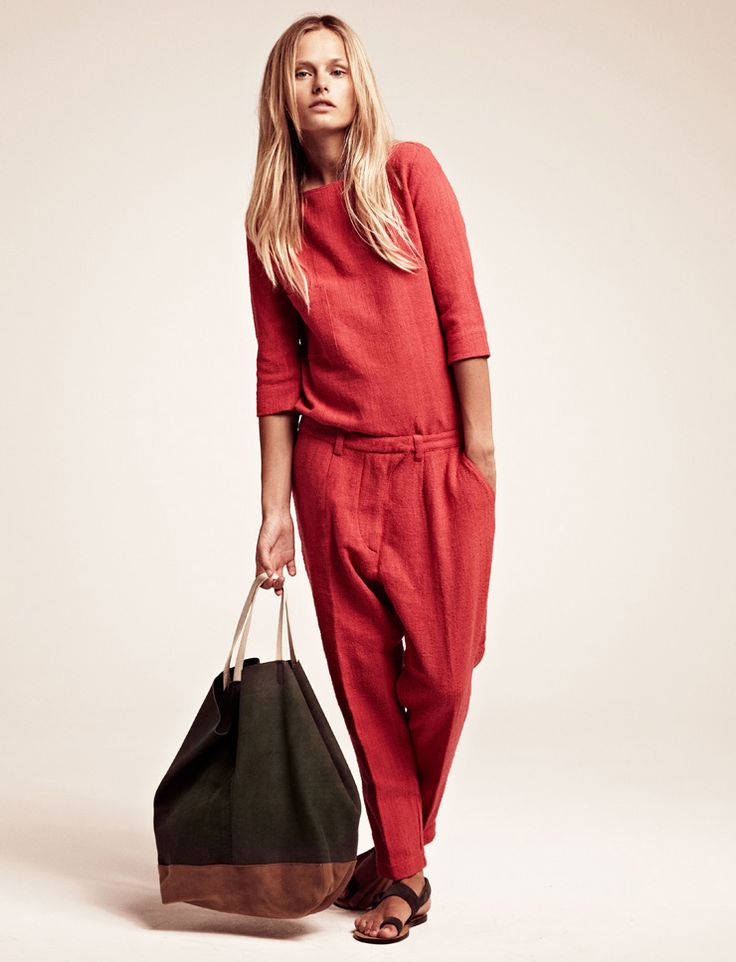 Casual-chic Bis...By Laurence Doligé