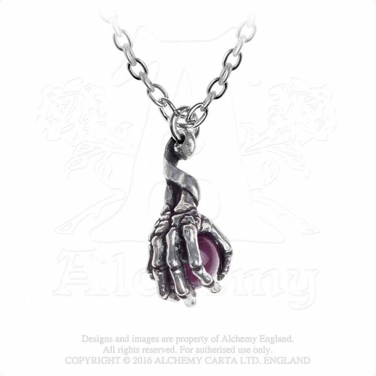 P776 - £11, Pendant, AlchemyEngland