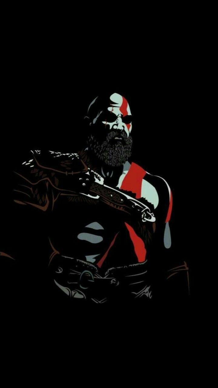 God Of War Kratos Kratos God Of War God Of War Black God
