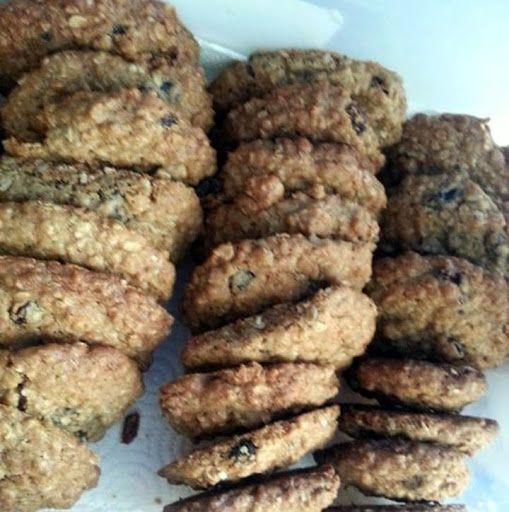 """Oatmeal Chocolate Chip Cookies - """"Awesome cookies :-P"""" @allthecooks..."""