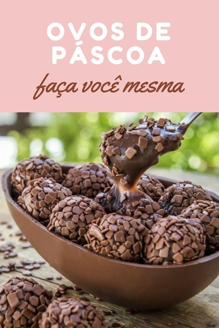 The 20 best nutrizione e benessere images on pinterest corona ovo de pscoa trufado caseiro fandeluxe Image collections