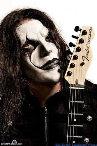 James Root (Slipknot) | SLIPKNOT! | Pinterest | Roots ...