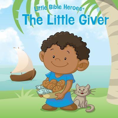The Little Giver / Zacchaeus: Flip-Over Book, Black