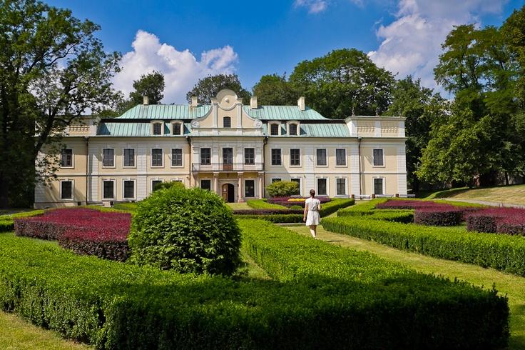 Mieroszewskich (Gzichowski) Palace, Bytom, Poland