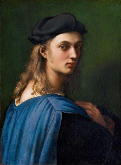 Raffaello Santi, Ritratto di Bindo Altoviti, 1515, olio su tavola, originariamente nel Palazzo degli Altoviti  a Firenze, ora National Gallery of Art (Washington D.C.).