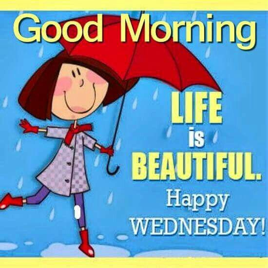 Clip Art Rainy Day Quotes: Best 25+ Good Morning Wednesday Ideas On Pinterest