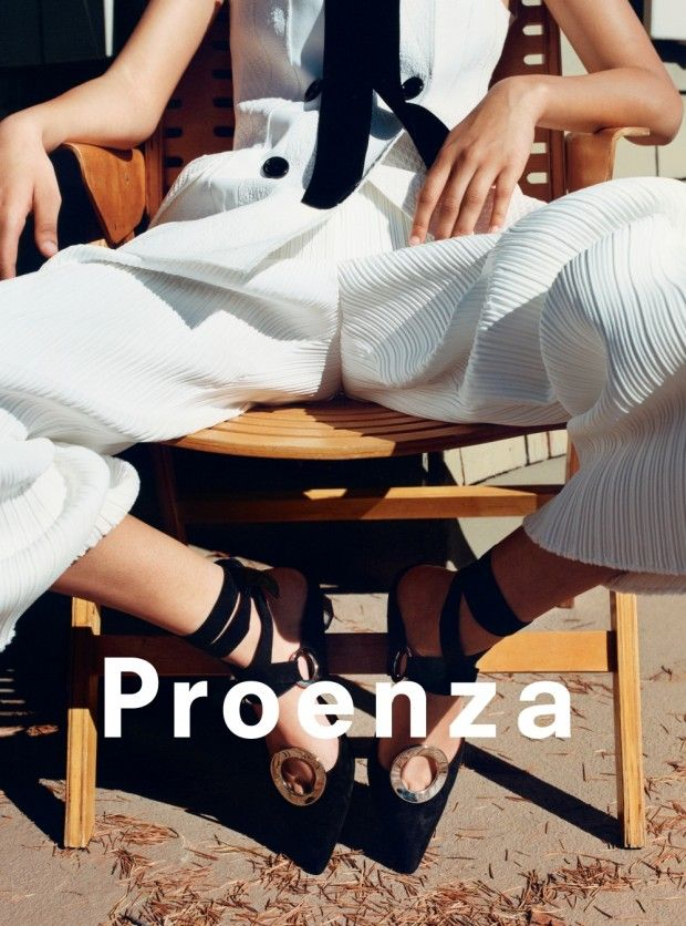 Selena Forrest, Nicole-Antonia Spagnola and Olympia Campbell gets enlisted for the Spring 2016 campaign from New York-based label Proenza Schouler. The models were photographed by Zoë Ghertner for the new advertisements with a spring's sleek ...