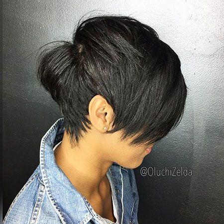 Die 50 besten Frisuren für schwarze Frauen im Sommer 2019   – Short Hair Models & Hairstyle Ideas