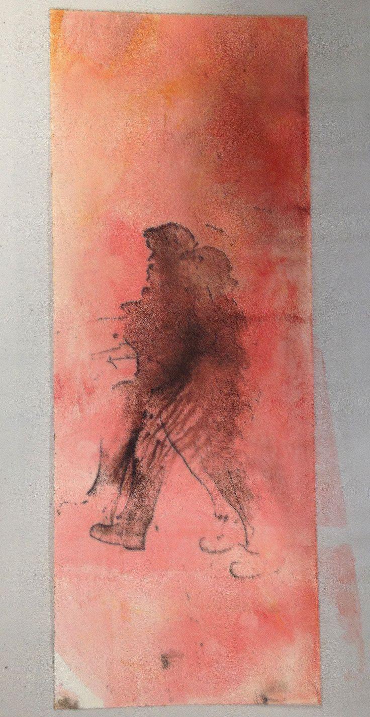 Gisella Codora: Fine Art Experimental Printmaking shortcourse @ Central St Martins