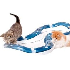 Buy Catit Design Senses Super Roller Circuit at Guaranteed Cheapest Prices with Express & Free Delivery available now at PetPlanet.co.uk, the UK's #1 Online Pet Shop.