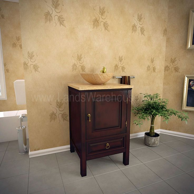 1000 images about powder room on pinterest marble top for Powder room vanity sink