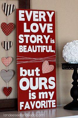 So true!!!Valentine'S Day, Ideas, Valentine Day Crafts, Heart, Quotes, Valentine Day Decor, Vinyls Letters, Six Sisters Stuff, Valentine Decor