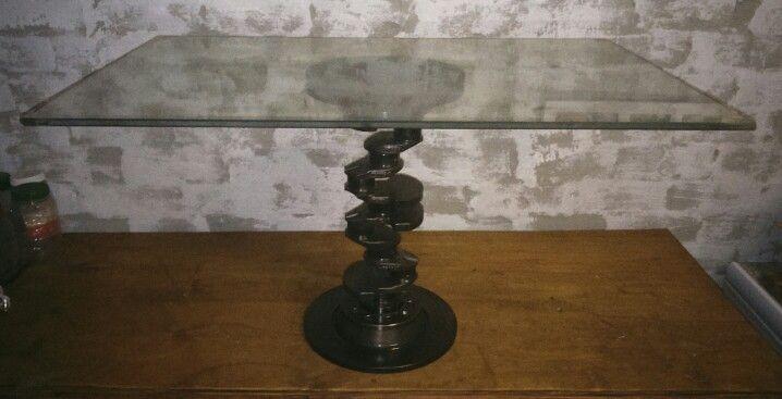 Crankshaft table