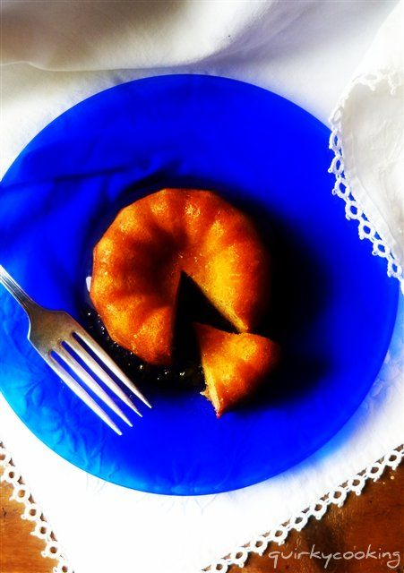Quirky Cooking: Orange Almond Cake (gluten free)