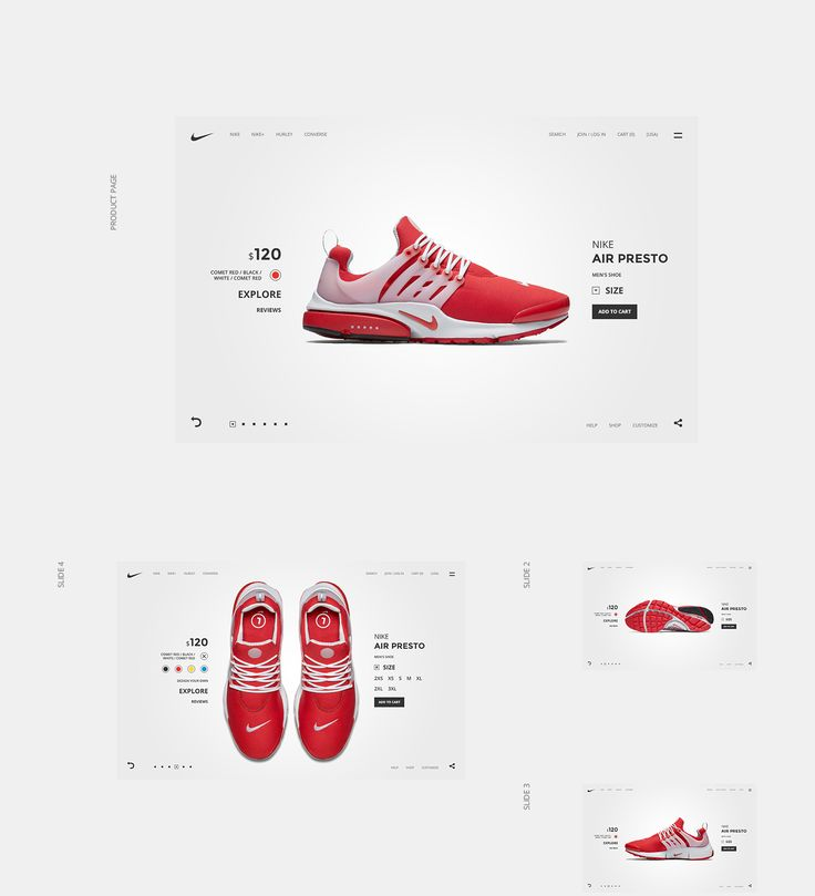 Nike 440 – This is a concept for an e-commerce website based on the content and the structure of the Nike site. With that idea in mind, I tried not to limit myself too much and gave a free go to my imagination. How the focus will change on the e-commerce …
