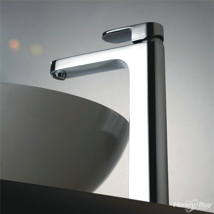 Unusual bathroom fixtures faucets one handle one for Cool bathroom sink faucets