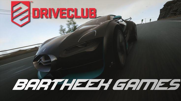 [# 1] DriveClub Gameplay  (PS4) - DC Survolt