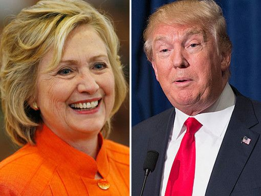 BOMBSHELL: Hillary Clinton and Donald Trump Are Distant Cousins (Both NWO Puppets)
