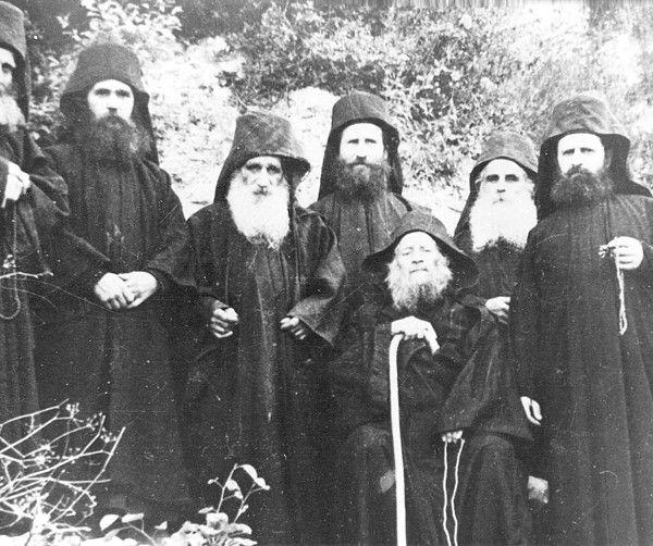 Η ησυχαστική παράδοση στο Άγιον Όρος από τον Άγιο Γρηγόριο Παλαμά έως σήμερα (Μοναχός Μωυσής Αγιορείτης)