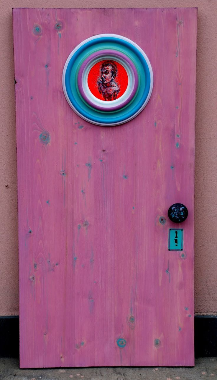 Knockin at your door 40/ 80 cm Technique: Mixed on wood support  #Cristiferkel  #oilpainting  #art  #Romaniaart #Timisoara #Astralplane #astralworld #astraportrait #astralentity #entity #astralbody #dripping #pollok  #actionpainting #simbolism #artworks #buyingart  #modernart #woodartdor #dorart #Knockinatyourdoor