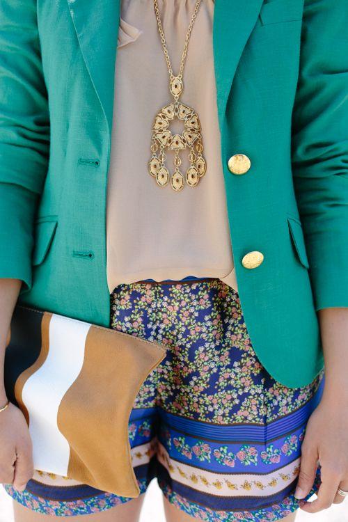 @Julia Engel in her statement sweet spark vintage tassel statement necklace! #jewelry http://www.sweetandspark.com